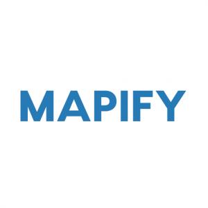 Mapify logo