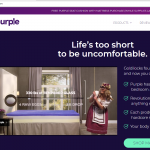 purple.com mattress test 2018 March 20