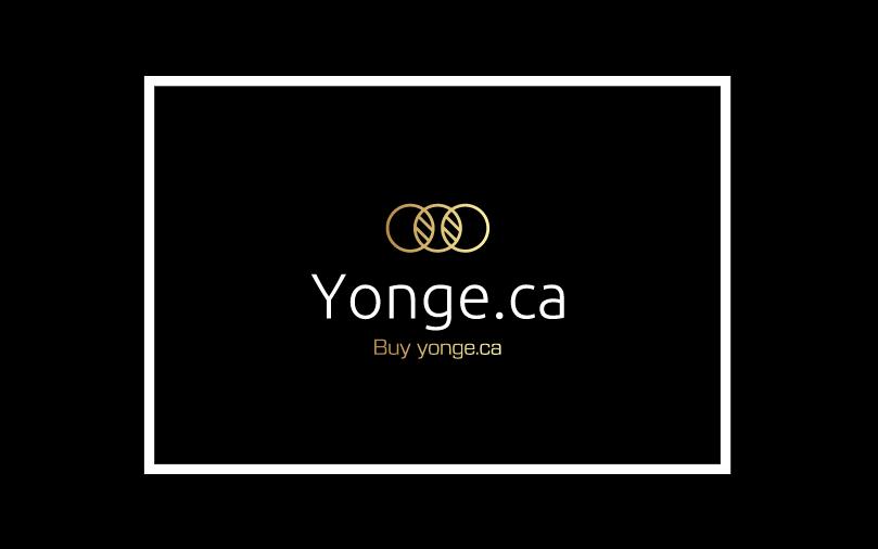 Buy yonge.ca